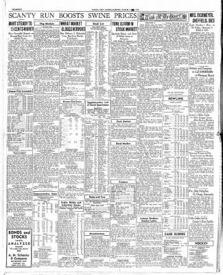 The Mason City Globe-Gazette from Mason City, Iowa on March 4, 1936 · Page 14