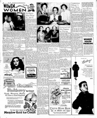 The Mason City Globe-Gazette from Mason City, Iowa on August 29, 1952 · Page 8