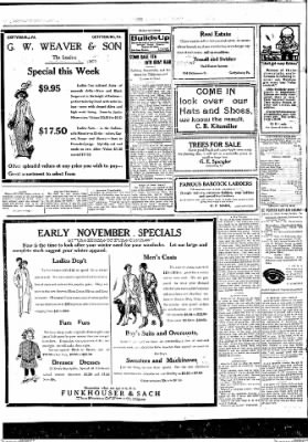 The Gettysburg Times from Gettysburg, Pennsylvania on November 7, 1913 · Page 2