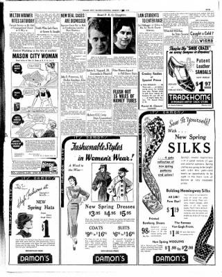 Globe-Gazette from Mason City, Iowa on March 5, 1936 · Page 5