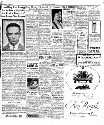 The Mason City Globe-Gazette from Mason City, Iowa on February 20, 1931 · Page 7