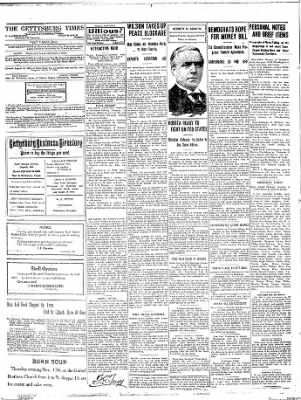 The Gettysburg Times from Gettysburg, Pennsylvania on November 13, 1913 · Page 4