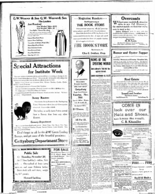 The Gettysburg Times from Gettysburg, Pennsylvania on November 14, 1913 · Page 2