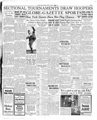 The Mason City Globe-Gazette from Mason City, Iowa on March 10, 1936 · Page 8