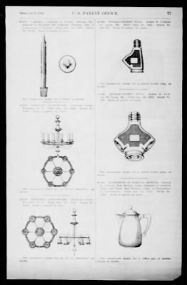 Official Gazette of the United States Patent Office from Washington, District of Columbia on February 5, 1924 · Page 76