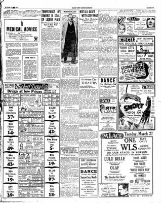 The Mason City Globe-Gazette from Mason City, Iowa on March 22, 1934 · Page 13