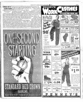 The Mason City Globe-Gazette from Mason City, Iowa on February 3, 1937 · Page 5