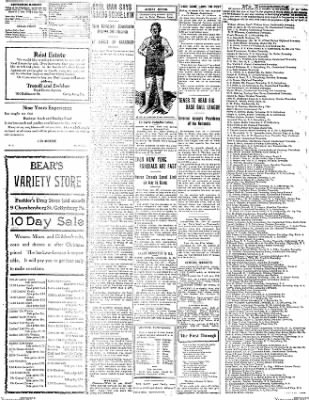 The Gettysburg Times from Gettysburg, Pennsylvania on November 20, 1913 · Page 5