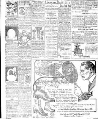 The Gettysburg Times from Gettysburg, Pennsylvania on November 20, 1913 · Page 6