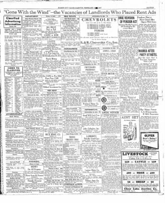 The Mason City Globe-Gazette from Mason City, Iowa on February 3, 1937 · Page 15