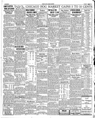 The Mason City Globe-Gazette from Mason City, Iowa on March 23, 1934 · Page 14