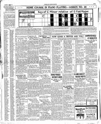 The Mason City Globe-Gazette from Mason City, Iowa on March 24, 1934 · Page 5