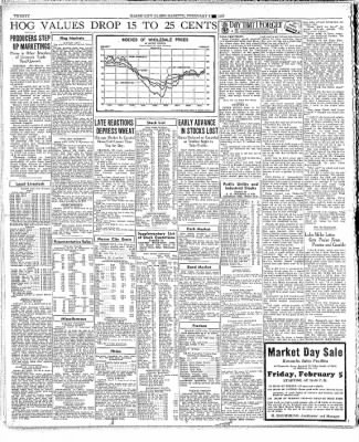The Mason City Globe-Gazette from Mason City, Iowa on February 4, 1937 · Page 19