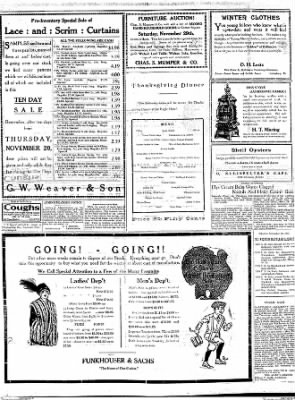 The Gettysburg Times from Gettysburg, Pennsylvania on November 28, 1913 · Page 2