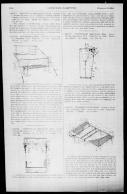 Official Gazette of the United States Patent Office from Washington, District of Columbia on February 5, 1924 · Page 153
