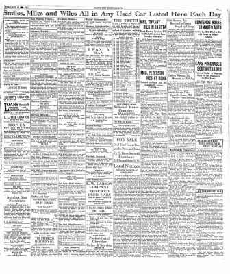 The Mason City Globe-Gazette from Mason City, Iowa on February 26, 1931 · Page 23