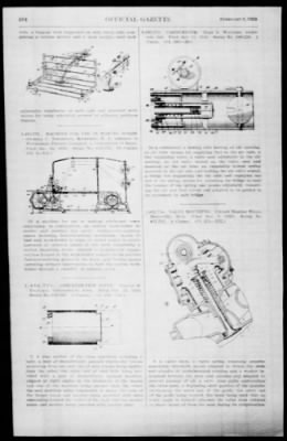Official Gazette of the United States Patent Office from Washington, District of Columbia on February 5, 1924 · Page 163