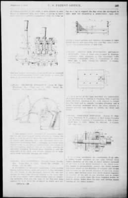 Official Gazette of the United States Patent Office from Washington, District of Columbia on February 5, 1924 · Page 192