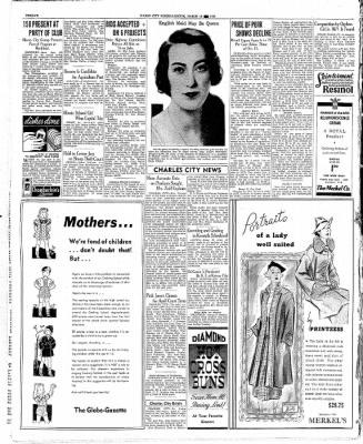 The Mason City Globe-Gazette from Mason City, Iowa on March 18, 1936 · Page 12