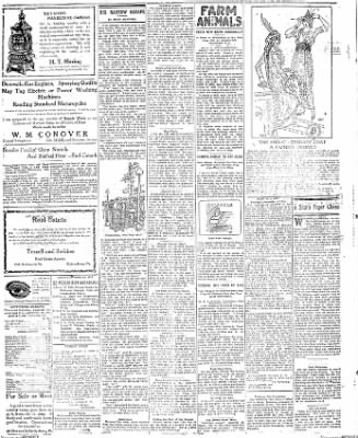 The Gettysburg Times from Gettysburg, Pennsylvania on December 6, 1913 · Page 6