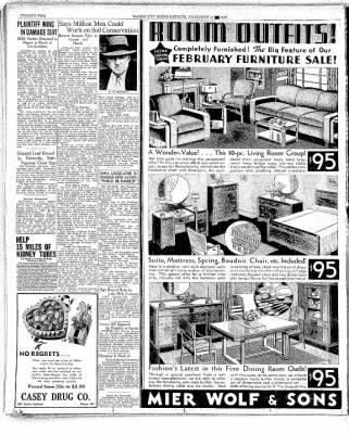 The Mason City Globe-Gazette from Mason City, Iowa on February 11, 1937 · Page 22