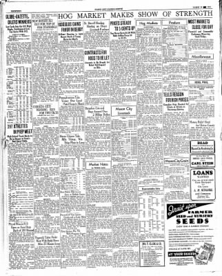 The Mason City Globe-Gazette from Mason City, Iowa on March 30, 1934 · Page 14