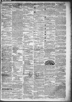 The Evening Post from New York, New York on February 18, 1818 · Page 3