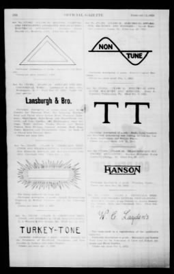 Official Gazette of the United States Patent Office from Washington, District of Columbia on February 12, 1924 · Page 22