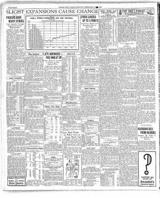 Globe-Gazette from Mason City, Iowa on February 15, 1937 · Page 14