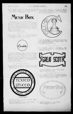 Official Gazette of the United States Patent Office from Washington, District of Columbia on February 12, 1924 · Page 37