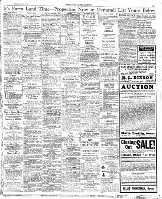 The Mason City Globe-Gazette from Mason City, Iowa on March 3, 1939 · Page 13
