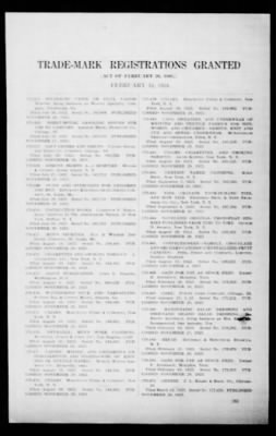 Official Gazette of the United States Patent Office from Washington, District of Columbia on February 12, 1924 · Page 59