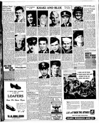 The Mason City Globe-Gazette from Mason City, Iowa on January 25, 1944 · Page 3