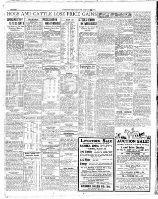 The Mason City Globe-Gazette from Mason City, Iowa on March 24, 1936 · Page 14