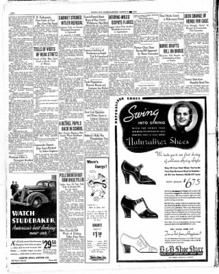 The Mason City Globe-Gazette from Mason City, Iowa on March 25, 1936 · Page 2
