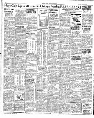 The Mason City Globe-Gazette from Mason City, Iowa on March 6, 1939 · Page 14