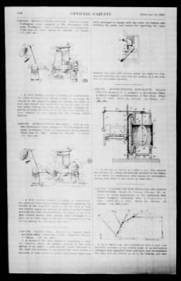 Official Gazette of the United States Patent Office from Washington, District of Columbia on February 12, 1924 · Page 93