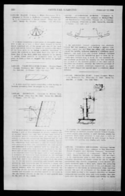 Official Gazette of the United States Patent Office from Washington, District of Columbia on February 12, 1924 · Page 107