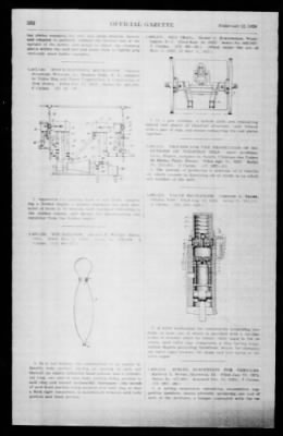 Official Gazette of the United States Patent Office from Washington, District of Columbia on February 12, 1924 · Page 109