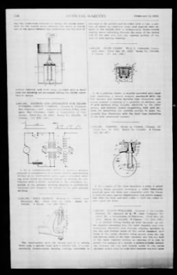 Official Gazette of the United States Patent Office from Washington, District of Columbia on February 12, 1924 · Page 135