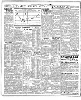 Globe-Gazette from Mason City, Iowa on February 20, 1937 · Page 14