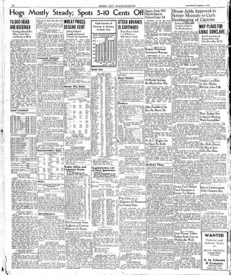 The Mason City Globe-Gazette from Mason City, Iowa on March 8, 1939 · Page 14