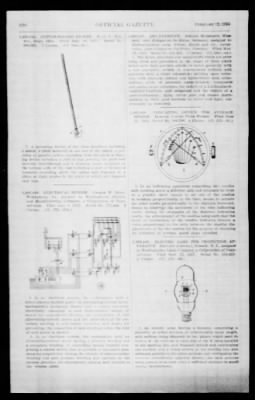 Official Gazette of the United States Patent Office from Washington, District of Columbia on February 12, 1924 · Page 167