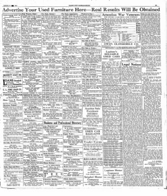 Globe-Gazette from Mason City, Iowa on March 11, 1931 · Page 19