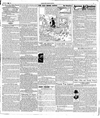 The Mason City Globe-Gazette from Mason City, Iowa on March 12, 1931 · Page 3