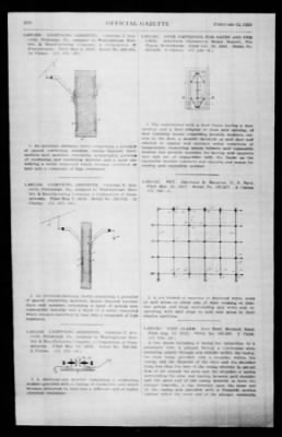 Official Gazette of the United States Patent Office from Washington, District of Columbia on February 12, 1924 · Page 185