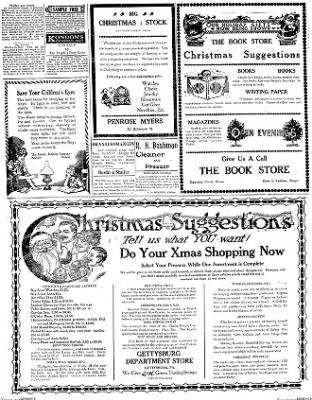 The Gettysburg Times from Gettysburg, Pennsylvania on December 24, 1913 · Page 3