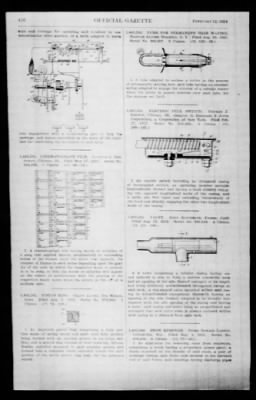 Official Gazette of the United States Patent Office from Washington, District of Columbia on February 12, 1924 · Page 193