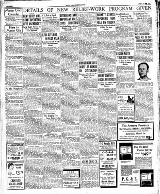Globe-Gazette from Mason City, Iowa on April 11, 1934 · Page 17