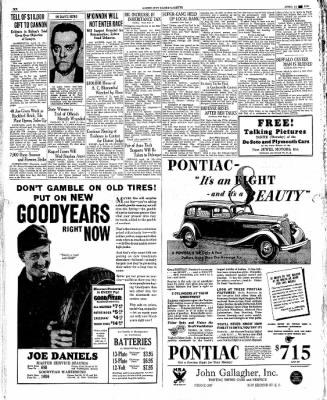 The Mason City Globe-Gazette from Mason City, Iowa on April 12, 1934 · Page 6